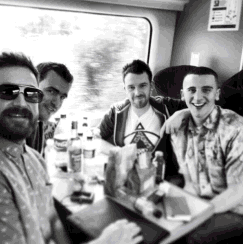 Train to BBQ Festival