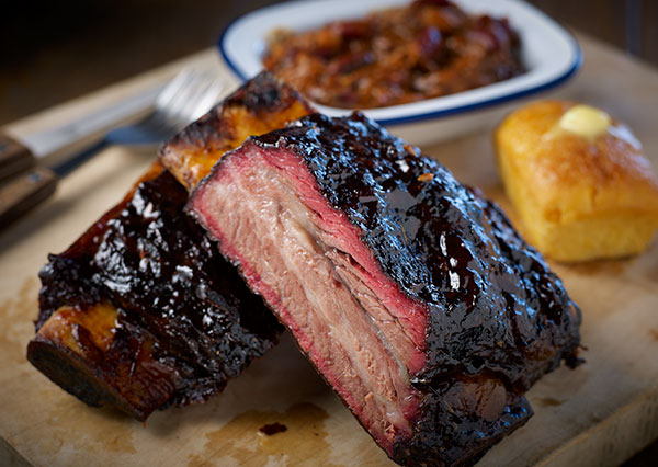 Ribs For His Amp Her Pleasure Red S True Barbecue