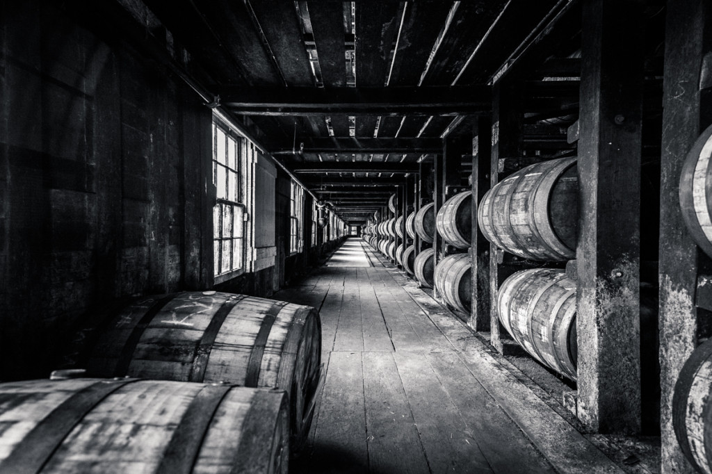 20,000 barrels of bourbon