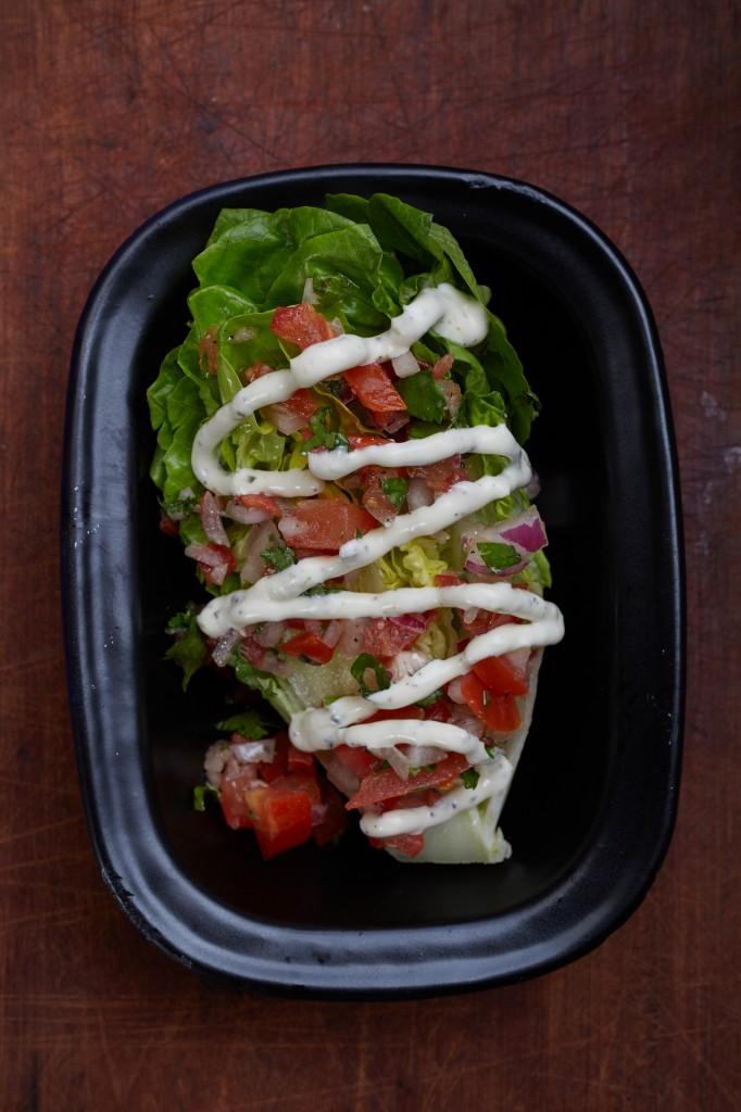 Mini Wedge Salad