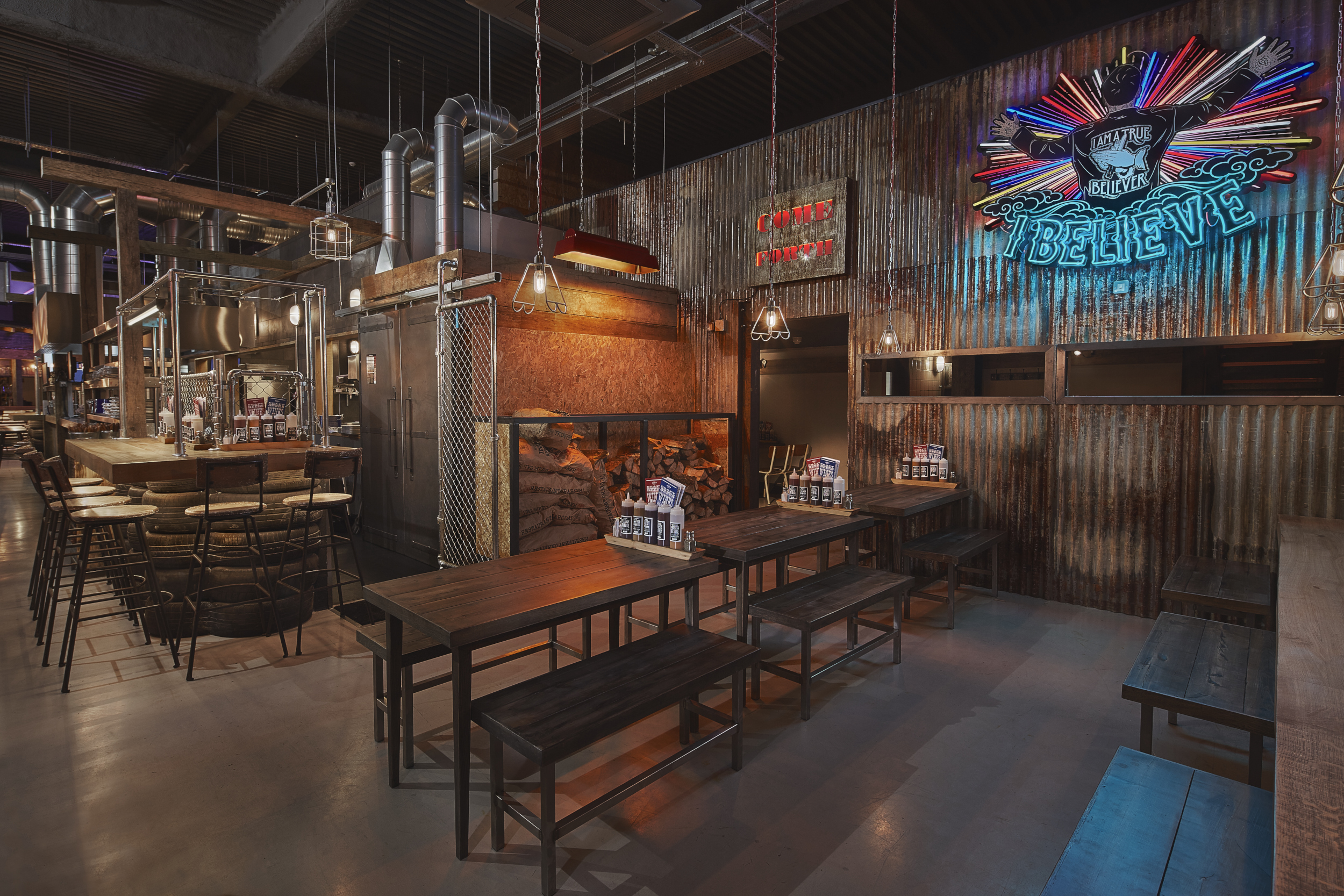 Your new church of true bbq red s nottingham