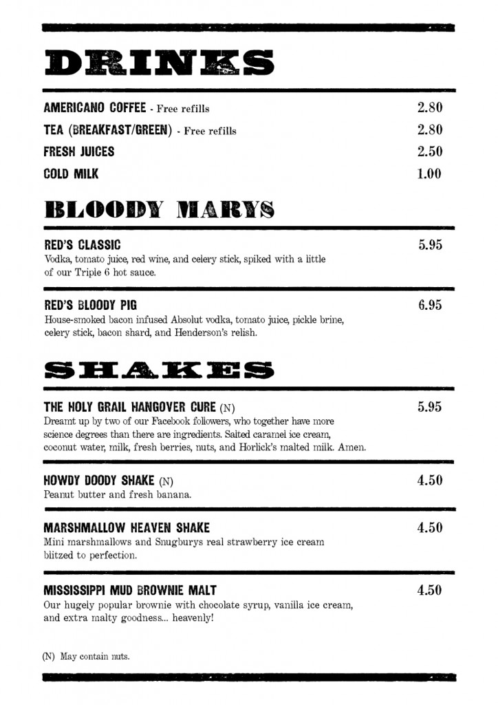 brunch menu 2