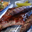 COMBO 3 &#8211; St Louis ribs + Texas HotLink