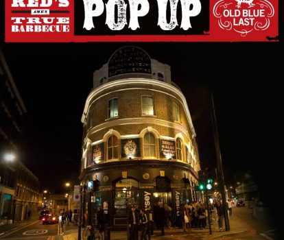 Red's Pop Up: Old Blue Last