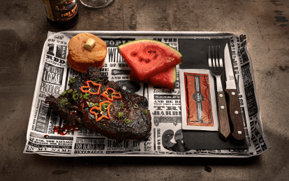 Your August special: Jerk Country Ribs