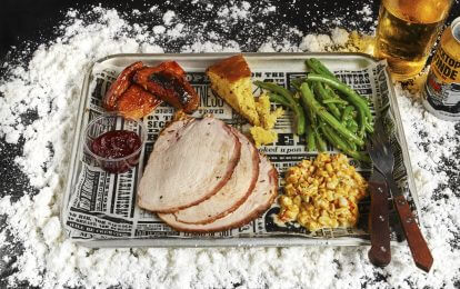 A Christmas special – Oak Smoked Turkey