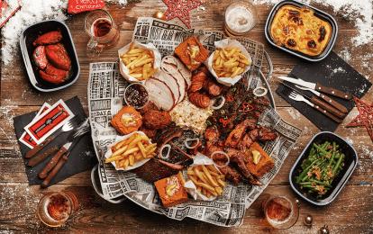 Spreading Festive Cheer through Meat