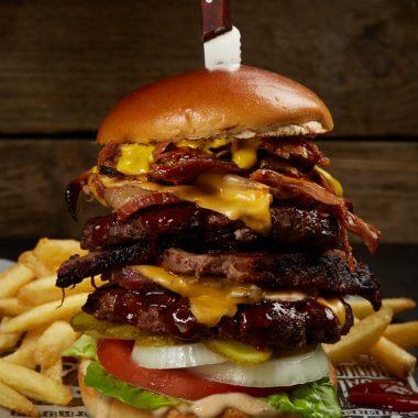 Dirty Pit Burger