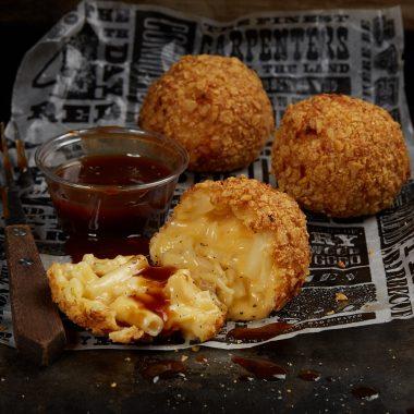 Mac-N-Cheese Balls