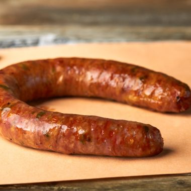 Smoked House Recipe Cheese & Jalapeño Sausage