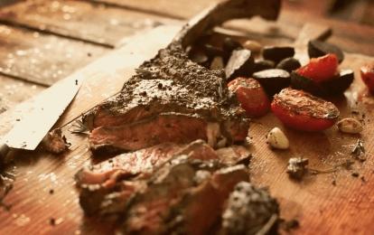 How to prepare a Tomahawk Steak