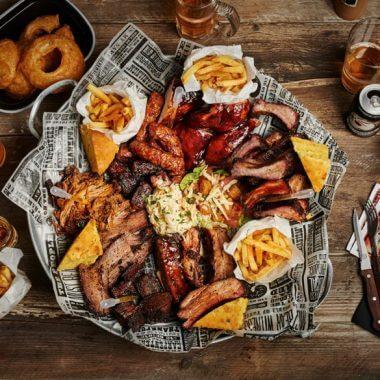 The Headingley BBQ Feast for 4
