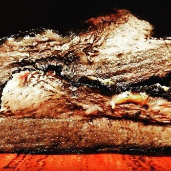 Our pitmasters compete in the brisket category of the World's Championship Bar-B-Que competition, Houston, Texas in 2-weeks time. Show your support for them in the comments!  #foodporn #instagood #brisket #instafood #pitmaster #lowandslow
