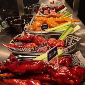 A question for all true believers. Unholy, Buffalo or Devil Wing? All of the above is a valid answer…