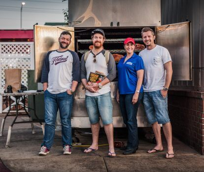 Day #4.2 2014 Pilgrimagre: Memphis & The Memphis Barbecue Company