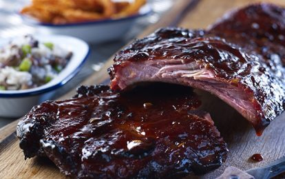 Ribs For His & Her Pleasure