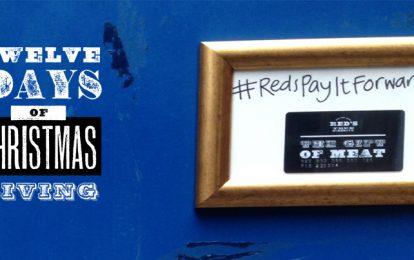 #RedsPayItForward Raises £2,000