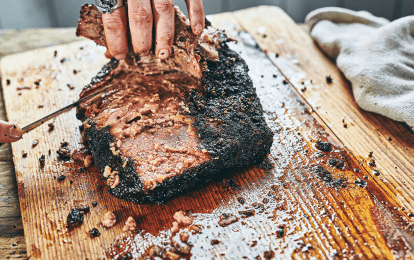 Celebrating brisket this July