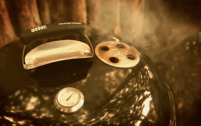 How to turn your charcoal bbq into a smoker