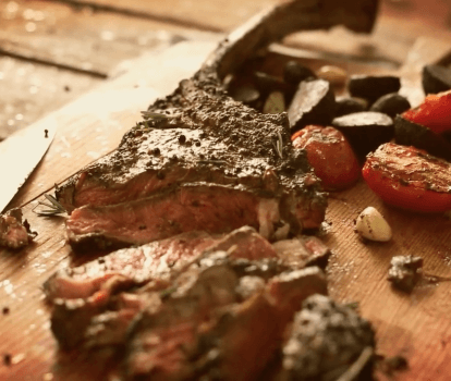 How to prepare a Tomahawk Steak