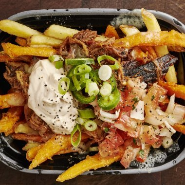 Swine Fries