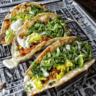 Beef Rib Tacos