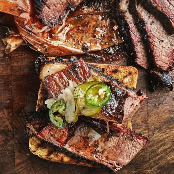 For the month of July, we're celebrating the king of barbecue – brisket. Check the link in our bio for everything that's going down. More to come…