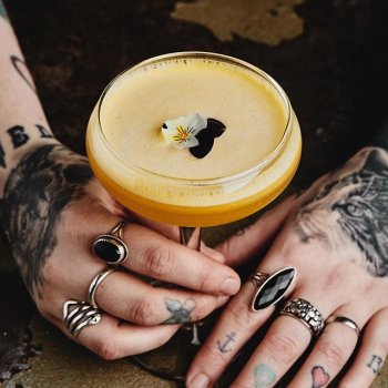 The Crystal Bassette Pornstar Martini, new to the Good Book and on our Hand of Red 241 list. AMEN