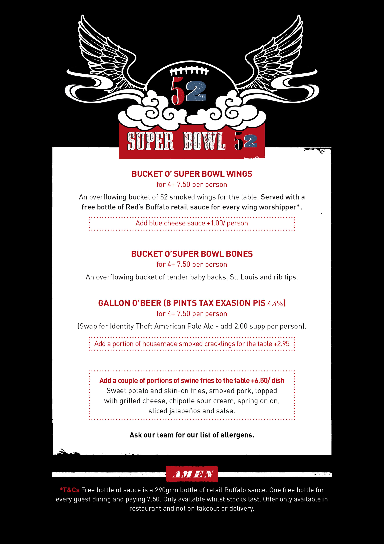 Super-Bowl-Menu-2 - Red's True Barbecue