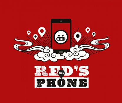 Find Red's Phone